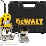 Tupia Multifunções 6 e 8mm DeWalt D26204K-QS